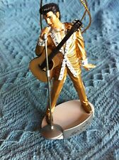 "NOS 2007 WAL-MART STORES, INC. ELVIS IS ""GOLD LAME SUIT"" CHRISTMAS ORNAMENT"