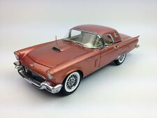 Ertl 1:18 1957 Ford Thunderbird American Muscle White Box