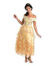 Deluxe Belle Women Costume - Medium ( Size 8-10 ) 5010