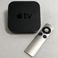 Apple TV 3rd Generation 8GB HD Streamer (A1469) w/ remote (needs batt)  MV2577