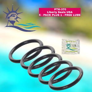 """(5-PACK). -  Jacuzzi® (47-0331-05-R) 2"""" Union Adapter O-ring.  PTK-370."""