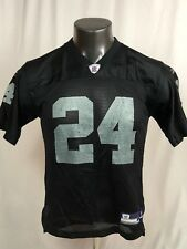 MICHAEL HUFF OAKLAND RAIDERS VINTAGE REEBOK JERSEY YOUTH LARGE