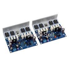 LJM-Audio Hi-end L20 200W 8R V9.2 Audio Stero Power Amplifier Board Assembled US