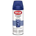 Krylon 9036 Stained Glass Paint 11.5oz-Cobalt Blue, 11.5 oz,