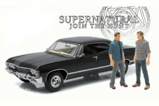 Supernatural 1967 Chevy Impala Sport, Greenlight 19021, 1/18 Scale Diecast Model