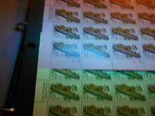 2482b UNTAGGED PANE OF 20 BOBCAT MNH PO FRESH