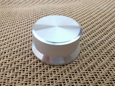 1pcs,45mm Diameter x 22mm High Dimple Aluminum KNOB for Audio Shanling CD PLAYER