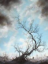 Ambush Art Print Poster by Brian Mashburn Limited Edition xx/50