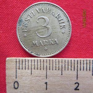 Estonia - Estonia 3 marka 1925 - Eesti