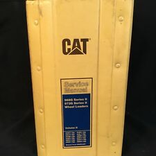 Caterpillar 966G 972G Series II Wheel Loader Service Manual October 2006 Vol II