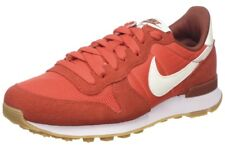 Nike Womens Internationalist Running Shoes RED and WHITE Uk Size 5