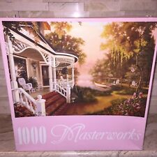 MASTERWORKS LITTLE PIECE OF HEAVEN 1000 PC JIGSAW PUZZLE