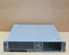 HP ProLiant DL380 G5 2x cuatro núcleos Xeon 458563-421 servidor en rack de 2.83Ghz 4 GB 2U