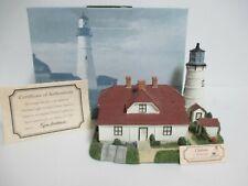"""Harbour Lights """"Chatham"""" Massachusetts #172 - No. 2,719 of 8,032 - Coa Retired!"""