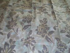Shades of blue  curtains   46x54 Pencil pleat BNIB