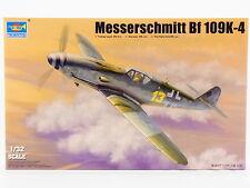 Lot 31762 | Trumpeter 02299 Messerschmitt Bf 109k-4 1:32 kit nuevo en OVP
