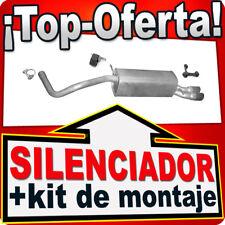 Silenciador AUDI A1 1.4 TFSi 2010-04.2015 Escape AJC