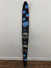 "HO Turbo Competition Graphite 65""  Slalom Water Ski X Large Adjustable Bindings"