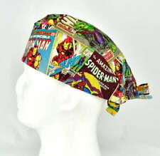 Marvel affiches homme médecin Surgeon Vet dentiste THEATRE Scrub Cap Hat