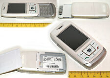 SAMSUNG SGH-E250i PEARL WHITE GSM TELEFONINO COMPATTO X RICAMBI O DA RIPARARE SG