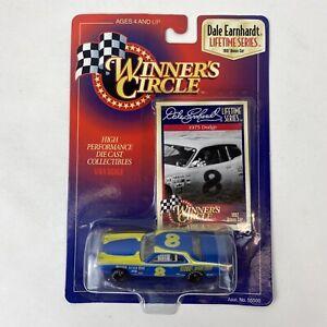 DALE EARNHARDT #8 1975 Dodge - Winners Circle 1/64 Lifetime 1997 Bonus Car