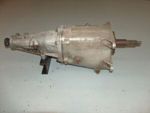 Chevy Chevelle Camaro SS M20 Wide Ratio Muncie 4 Speed Transmission Core 3925661
