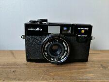Minolta Hi-Matic S Rangefinder Film Camera 38mm f/2.7  - 35mm camera