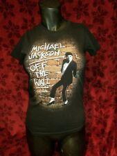 SMALL Michael Jackson Off The Wall T-shirt Punk Rock Thriller