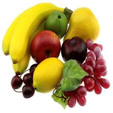 Dekorativ Künstlich Falsche Früchte Essen Gemüse Küche Display Heim Party Deko