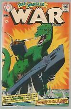 Star Spangled War Stories #137(March 1968) D.C. Comics Mid/High Grade