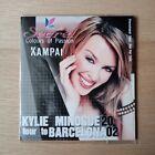 KYLIE MINOGUE - tour to Barcelona 2002 Malaysia Promo CD