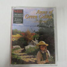SHE AUDIO BOOK  CHILDREN'S  ANNE OF GREEN GABLES   GOOD COND  CASSETTE TAPE
