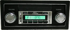 1973-1979 Ford F Series Truck AM FM Stereo Radio USA-230 200 watts Aux input _