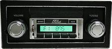 1973-1979 Ford F Series Truck AM FM Stereo Radio USA-230 200 watts Aux input _