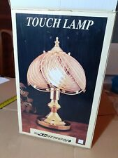 plustron clock touch lamp. Brand new in box