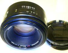 Minolta 50mm f1.7 AF Lens Sony A mount SLR a37 a57 58 a65 a67 a68 cameras