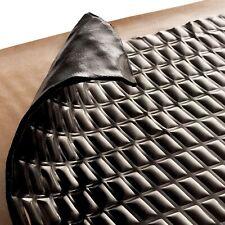 "3/8"" Thermal Sound Deadening Heat Insulation Shield Noise Ruduce Mat 58""x 39"""