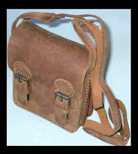 1A SATTLERQUALITÄT Originelle BÜFFELLEDER Handtasche NEU Schultertasche PSKLB.**