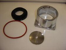 Kit anello + guarnizione + guarn caldaia + doccia per gran gaggia caldaia inox