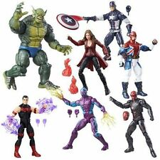 Case Of 8 - Captain America Civil War Marvel Legends Figures Wave 3