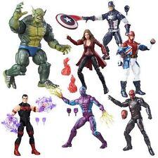 Case Of 8 - Captain America Civil War Marvel Legends Figures Wave 3