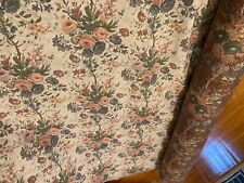 Floral Tapestry Upholstery Fabric 54� By The Yard
