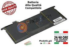 "BATTERIA RICAMBIO A1406 per Apple MacBook Air 11"" A1370 Mid 2011 A1465 2012"