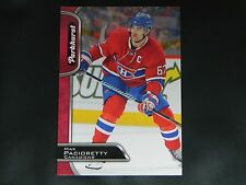 2016-17 Upper Deck UD Parkhurst RED #166 Max Pacioretty Montreal Canadiens