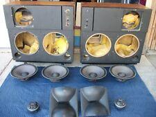 """JBL 4435 Dual 15"""" Studio Monitor Loudspeakers - Project"""