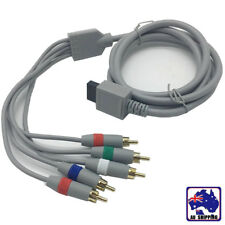 1pc HDTV Component YpbPr Audio Video AV Cable 1.8m for Nintendo Wii EVS001015