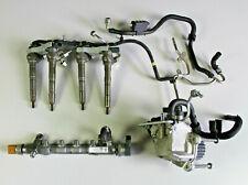 Pompe à Haute Pression 03L130755AC 4x Injecteur 03L130277J Railrohr VW Audi Seat