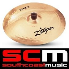"SaLE ZILDJIAN ZBT 16"" INCH CRASH CYMBAL BRAND NEW CYMBALS TO CLEAR + WARRANTY"