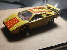 Tomy Tomica Lamborghini Countach LP 500S # F50  1978 Diecast Car VERY RARE