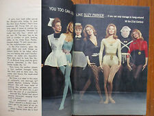 Nov 30-1963 TV Guide(SUZY PARKER/CHRIS NOEL/GILBERT TOYS/GREATEST SHOW ON EARTH)